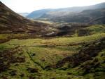 Scottish Highlands by bormolino