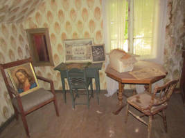 Old living room by bormolino