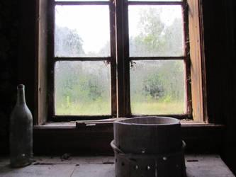 Urbex Window by bormolino