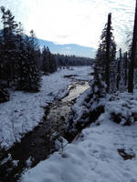 Winter Landscape 2 by bormolino