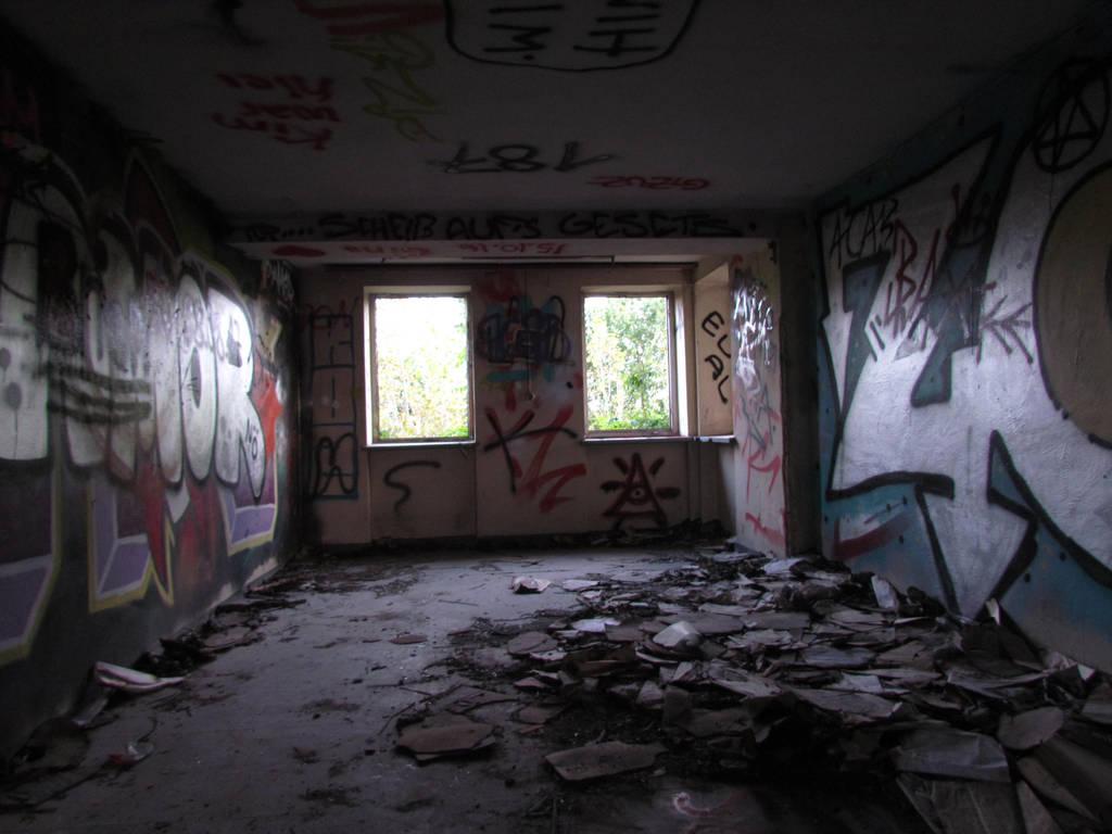 The paper room by bormolino