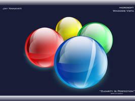 Windows Vista Gloss by jaysnanavati