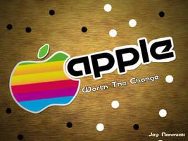 Apple Mac Wallpaper by jaysnanavati
