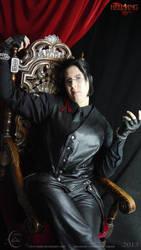 Beckoning :DarkWalter: by LauNachtyr