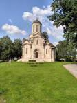 Andronikov Monastery of the Saviour by berejant