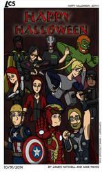 LCS - Halloween Avengers by RandomFilmsOnline