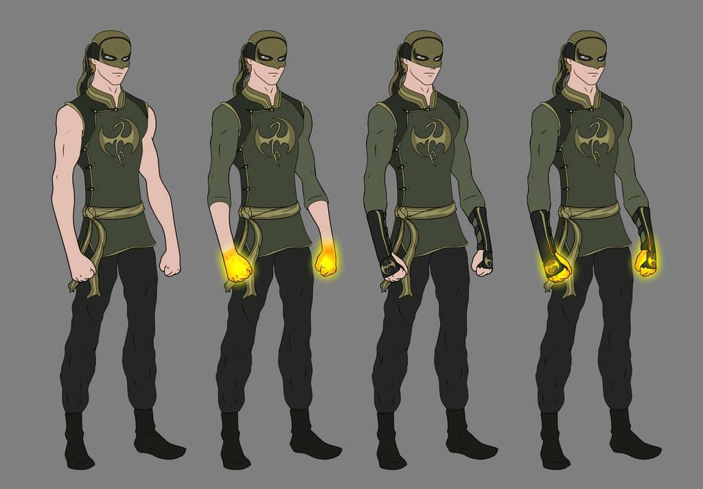 Iron Fist MCU Concept V2 by RandomFilmsOnline