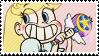 SvTFE Stamp: 001 by TheRosePrince
