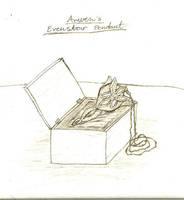 Arwen's Evenstar pendant by FreshwaterMermaid