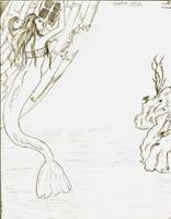 Sunken Treasure by FreshwaterMermaid