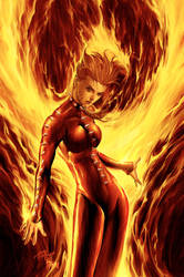Rachel Summers: PHOENIX 2 by Summerset