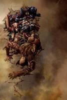 Dark Avengers 16 by Summerset