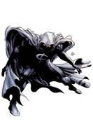 SECRET AVENGERS: Moon Knight by Summerset