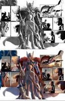 Dark Avengers 16: Farewell by Summerset