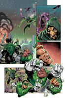 WAR OF THE GREEN LANTERNS: AFTERMATH 2 page 6 by Summerset
