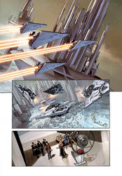 STAR WARS #1 Pg 09 by Summerset