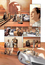 STAR WARS  #1 Pg 17 by Summerset