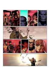 UNCANNY X-MEN 27 page 3 by Summerset