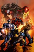 New Avengers by Summerset