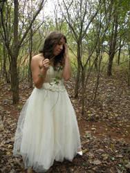 White Dress 10 by JappasStickyStock