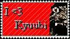 Kyuubi Stamp by Yaoi-SasuNaru-Love