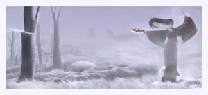 sound of snow falling by darkhalo