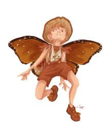 Forest Fairy by bibmob