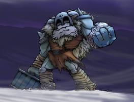 Polar Knight by SovanJedi