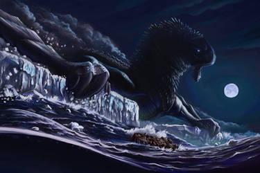 Aptendy, the Devouring Blizzard by SovanJedi