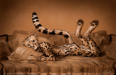 King Chee by TitusWeiss