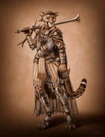 Alpha Nika'maar by TitusWeiss