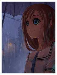 Rain by lires