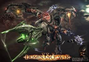 I am Vindicator-DOMINANCE WAR4 by MKounelakis