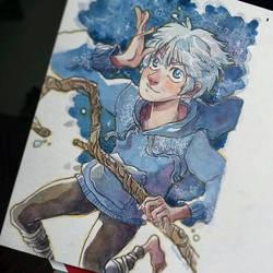 Jack Frost by Aadorah