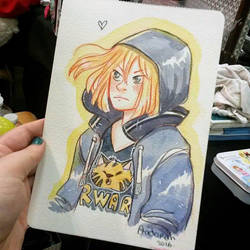 Yurio by Aadorah