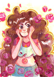 Commande - Stevonnie by Aadorah