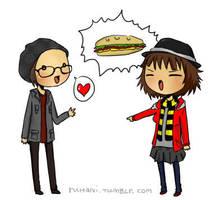 Fetch Me a Sandwich by TamamaDesu