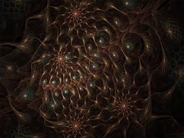 Alien Nest by CoffeeToffeeSquirrel