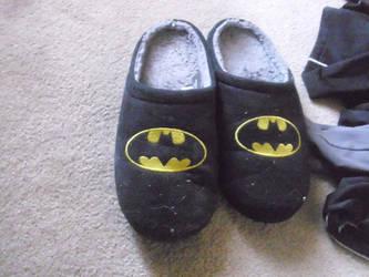 Bat-Slippers by batboy138