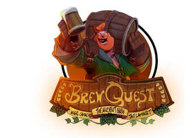 BrewQuest Ad by Tadsart