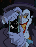 Batman The Animated Series: The Killing Joke by JackSkelling10