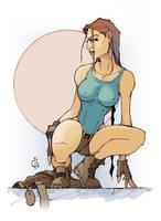 Lara by xiwik