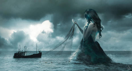 Ocean by xiwik
