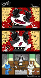BLURGH! the Cat - Karaoke by OverlordMortiroth