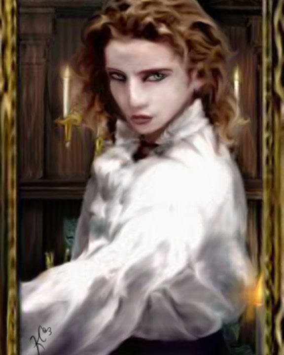 The Vampire Lestat by KashieChan