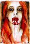 Jessica Rabid. by Isabienne