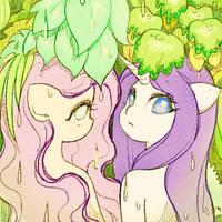 Leaf by Mesperal