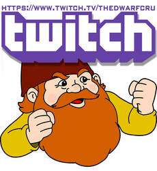 Cru's Twitch Livestreams by Cru-the-Dwarf