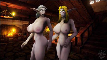 Lora's Butt-Slapping Good Time by Cru-the-Dwarf