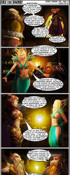 Echoes Through Time - Page 173: Learn The Truth by Cru-the-Dwarf